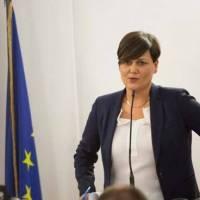 La consigliera regionale del Lazio Eleonora Mattia (Pd) nominata ambasciatrice di Telefono Rosa